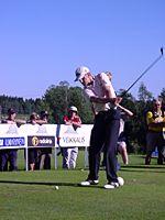 Christian Cevaer Finnish Masters 2000