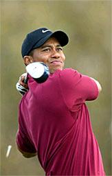 Tiger Woods , entistäkin ylivoimaisempi lajissaan &copy Getty Images
