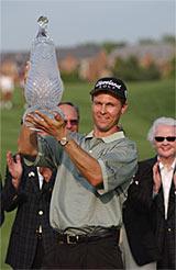 Jäikö Bob Estes Kemper Openin historian viimeiseksi voittajaksi? &copy Getty Images