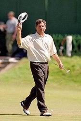 Tervehtiiko Fred Couples sunnuntaina yleisoa voittajana viiden vuoden tauon jalkeen?