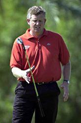 Colin Montgomerien ote menestykseen kirposi USA:ssa. Italiassa hän on ykkössuosikki &copy Getty Images