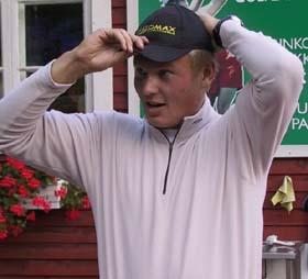 Toni Karjalainen johtaa Teijossa.