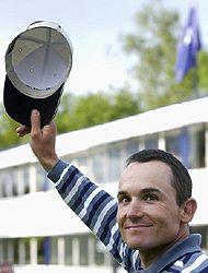 Ignacio Garrido saavutti uransa suurimman voiton viikonloppuna &copy Getty Images