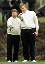 Ian Woosnam ja Colin Montgomerie ovat Wales Openin suosikkeja &copy Getty Images