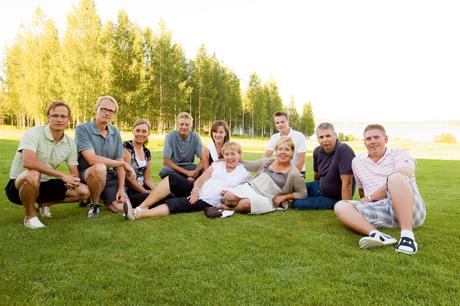 Golf Digest Akatemia osoitti, että aktiivisella valmennuksella ja harjoittelulla kaiken tasoiset pelaajat voivat kehittää huomattavasti osaamistaan. (Kuva Pasi Kokko)