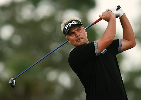 Daniel Chopran viime viikkojen nihkeät otteet eivät nosta häntä Palm Coastilla ykkössuosikkien joukkoon. &copy Getty Images