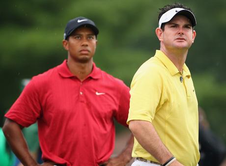 Tiger Woods on voittanut World Cupin kahdesti, Rory Sabbatini kerran &copy Getty Images