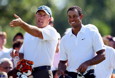 <b>Steve Williamsin tuoreimmat lausunnot eivät taatusti hymyilyttäneet Tiger Woodsia</b> &copy Getty Images