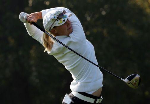 Selvittääkö Minea Blomqvist itsensä viikonlopun kierroksille kauden viidennessä kilpailussaan? &copy Getty Images