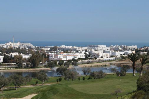 El Kantaoui on Tunisian suosituimpia golfkohteita.
