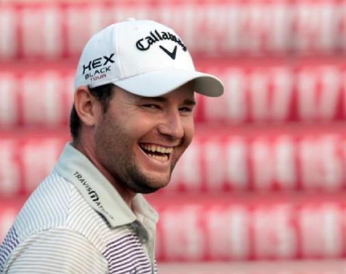 Branden Grace rikkoi voittonsa myötä neljäntenä pelaajana miljoonan euron kausiansiorajan ET:n rahalistalla.  &copy Getty Images