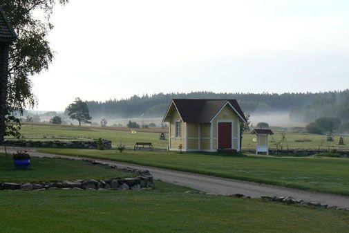 Loimijoki Golfin idyllinen maalaiskenttä sijaitsee Ypäjällä.