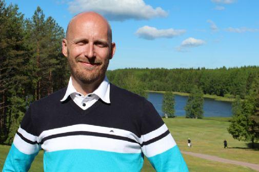 Staffan Tuomolin kuvaili valintaansa Sarfvikin toimitusjohtajaksi eräänlaiseksi toiveiden täyttymykseksi.