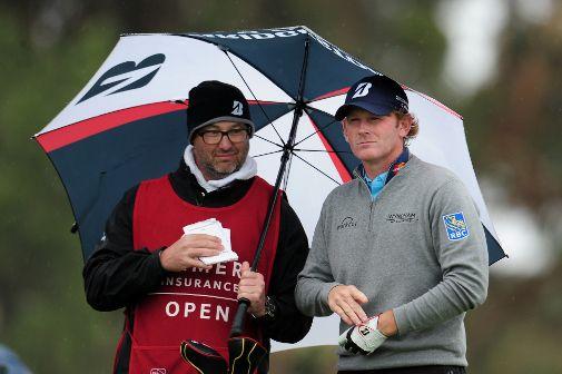 Brandt Snedeker kesytti South Coursen San Diegon kisan neljännellä kierroksella. Kuva: Getty Images