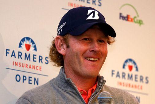 San Diegossa 1,17 miljoonaa dollaria tienannut Brandt Snedeker nousi voittonsa ansiosta maailmanlistalla sijalle 12. Kuva: Getty Images