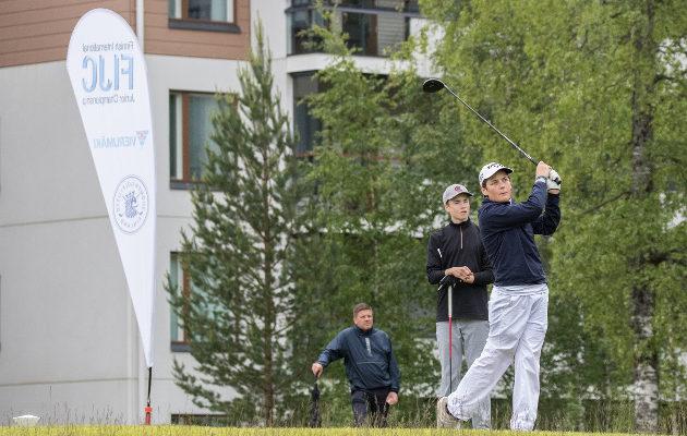 Paljon kiitosta saanut FIJC pelataan tänä vuonna viidennen kerran. Kuva: Juha Hakulinen