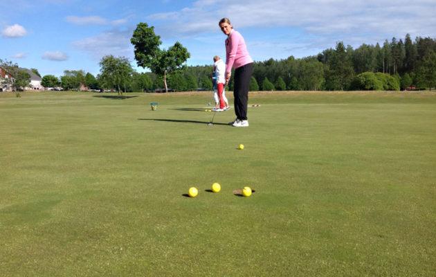 Uusien naispelaajien sitouttaminen jäseniksi on golfin suuria haasteita myös tulevina vuosina.