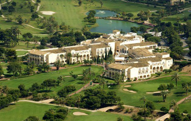 la manga club; Las Lomas Village; Hotel Príncipe Felipe; Golf; tenis; Spa; resort de lujo