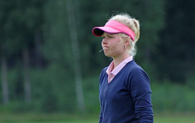 Ida Kaukinen sijoittui toiseksi.