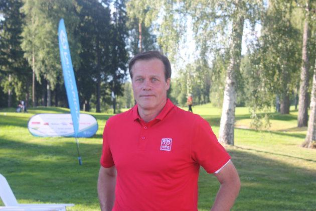Juha Selin osoitti hyviä kilpailijalahjojaan, vaikka paras puhti ei aivan loppuun saakka riittänytkään.