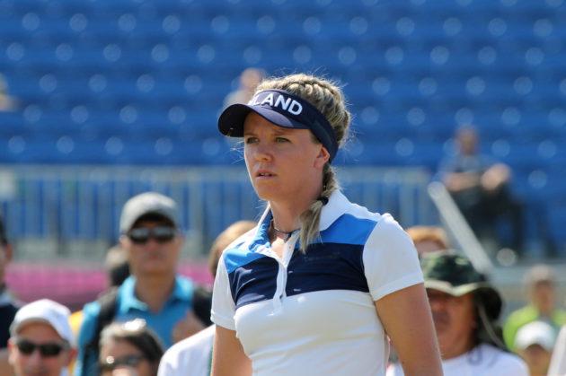 Noora Tamminen sanoi heti kisan jälkeen saavansa olympiakokemuksesta lisää motivaatiota harjoitteluun.