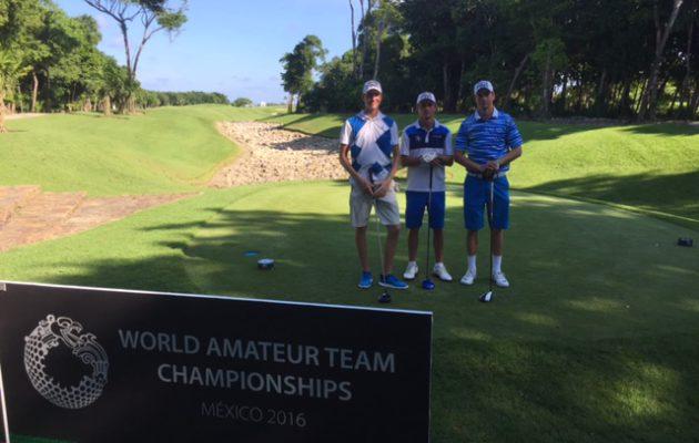 Ilari Saulo, Kim Koivu ja Juuso Kahlos olivat ensimmäistä kertaa mukana MM-kisoissa.