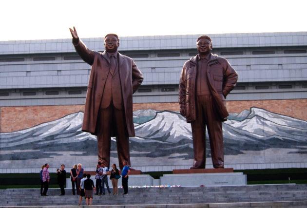 Pohjois-Koreassa tämä kaksikko tulee tutuksi.