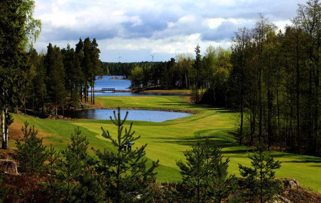 Viipurin Golfin Etelä-Saimaan kenttä on noussut yhdeksi suomalaisgolfareiden suosikeista.