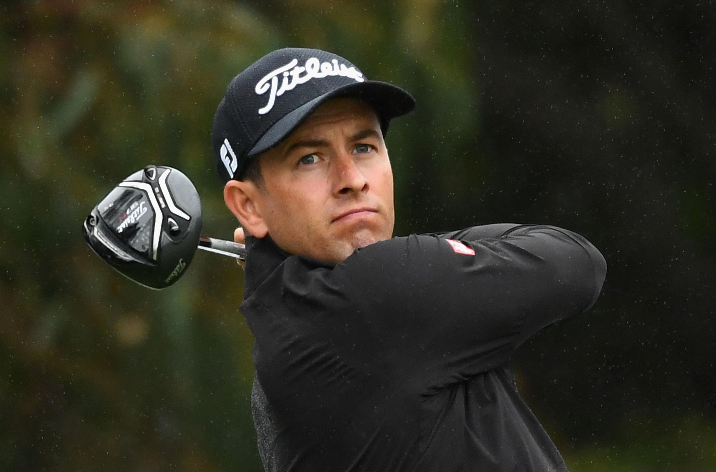 Adam Scott sijoittui 2011-2015 peräti 11 kertaa kymmenen joukkoon majoreissa. Päättyvällä kaudella hän voitti talvella kaksi kisaa PGA Tourilla, sen jälkeen tuloskunto on pysynyt piilossa.Getty Images)