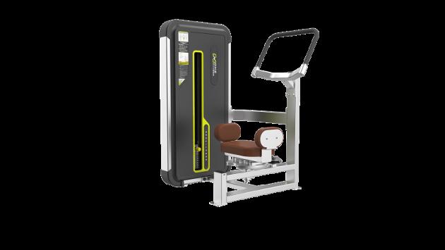 Vartalon kiertolaitteen luvataan edistävän liikkuvuutta ja tehoa svingissä. Kuva: DHZ Fitness