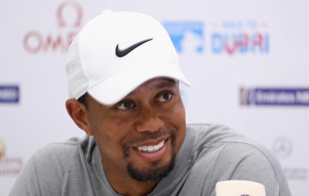 Masters Tournament pelataan jo 2,5 viikon kuluttua. Tiger Woods aikoo omien sanojensa mukaan tehdä kaikkensa ollakseen kisassa mukana. Kuva: Getty Images