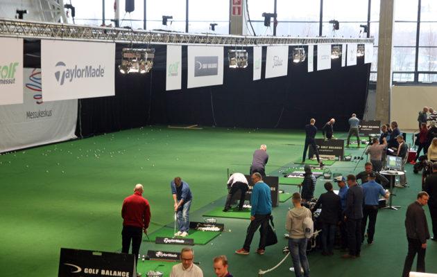 Range on golfmessujen suosituimpia kohteita.