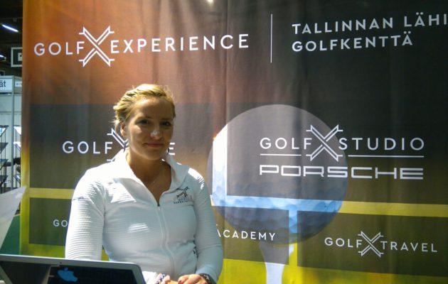Kaikki Viron seitsemän 18-reikäistä kenttää markkinoivat tuotteitaan. Tallinnaa lähinnä oleva Suuresta uudistuu, Pekka Sivulan suunnitteleman kentä nimi on GolfXrae.