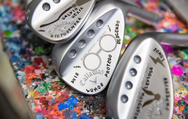 Näistä mailoista ei taikuutta puutu. Kuva: Callaway Golf