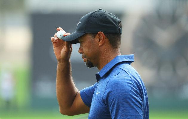 Tiger Woodsia ei nähtäne kilpakentillä ennen loppuvuotta. Kuva: Getty Images