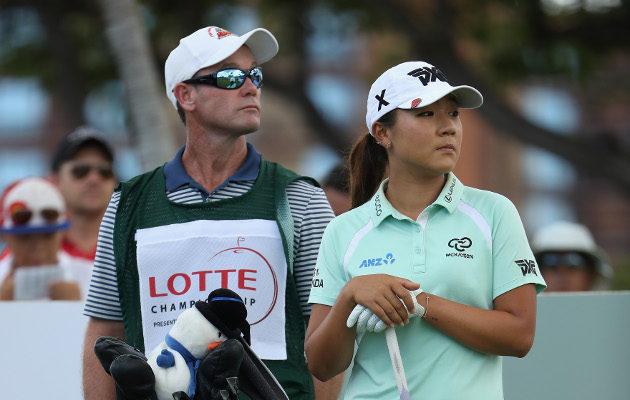 Tämän kaksikon yhteistyö kesti vain yhdeksän turnausta. Kuva: Getty Images
