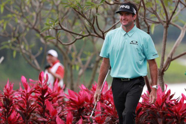 Harvakseltaan kotimaansa ulkopuolella pelaava Bubba Watson oli Shenzhenissä vuosi sitten kahdeksas ja toissa vuonna 29:s. Kuva: Getty Images.