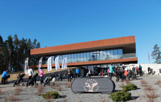 Tallink Golf Tour 2017 käynnistettiin viime viikonloppuna Pärnu Bay Links Golfin kentällä.