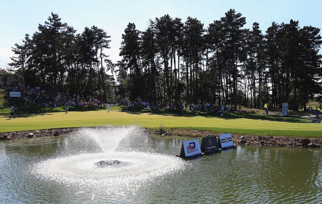 Albatross Golf Resort isännöi European Tourin D+D Real Czech Mastersia tänä vuonna neljättä kertaa. Kuva: Getty Images.