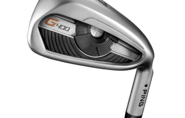 G400-rauta on norjalaisen Karsten Solheimin perustaman Pingin kuumimipia uutuuksia.Kuva: Ping Golf