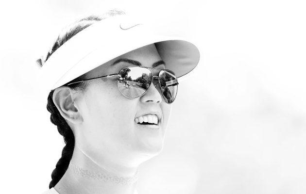 Michelle Wie on kuulunut läpi uransa naisten golfpukeutumisen suunnannäyttäjiin. Kuva: Getty Images