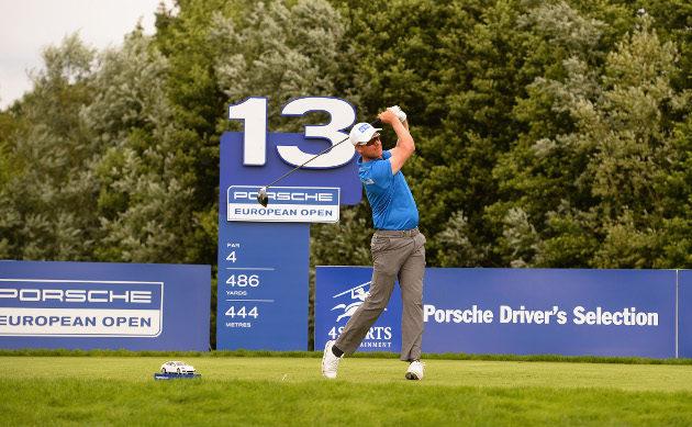 Ilonen on pelannut jo kolmessa perättäisessä kilpailussa yhden kierroksen kovimman tuloksen. Vastaavaa tapahtuu erittäin harvoin. Kuva: Getty Images