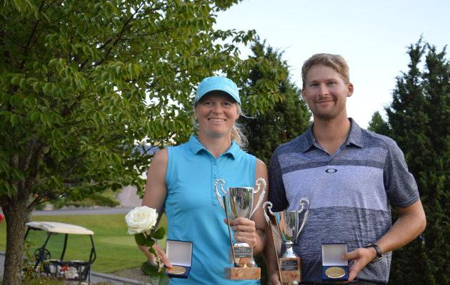 Katri Hynninen ja Kristian Tammivuori kuuluvat Mid Tourin kestomenestyjiin.