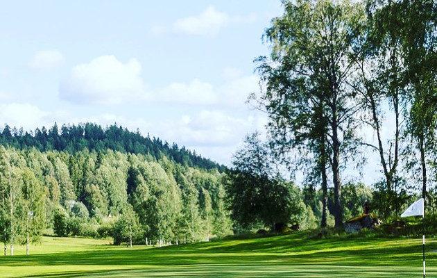 Tawast Golfin kentänhoito ajautui kesäkuussa syvään lamaan. Kuva: Tawast Golf