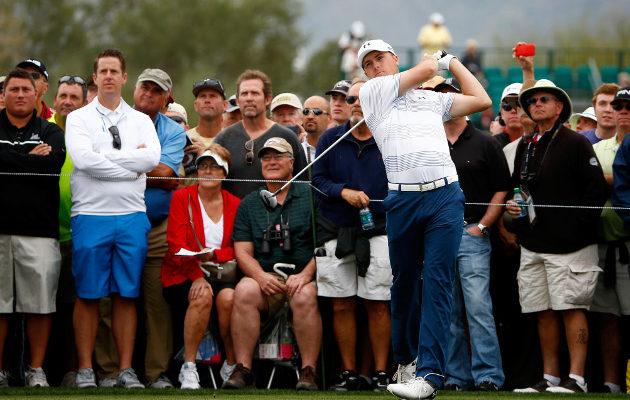 PGA Tourin kauden 2017–2018 tämän vuoden puolella pelattavissa kisoissa on jaossa yhteensä yli 63 miljoonan dollarin palkintopotti. Kuva: Getty Images