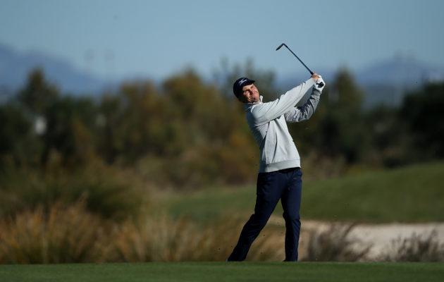 Kim Koivu on pelannut ikimuistoisessa turnauksessaan ryhdikästä golfia. Kuva: Getty Images