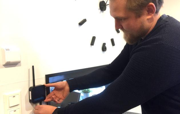 Janne Lehto kävi kuulemassa kentänhoidon uusimpia tuulia Göteborgin konferenssissa. Kuva: Hirsala Golf