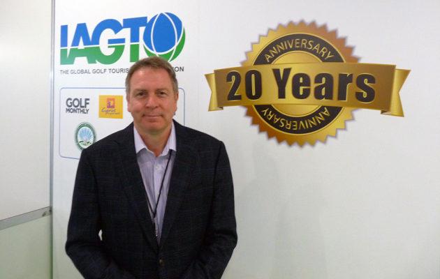 IAGTO:n johtaja Peter Walton näkee golfmatkailun tilan vakaana, mutta uskoo, että kasvu on tulevaisuudessa aikaisempaa maltillisempaa.