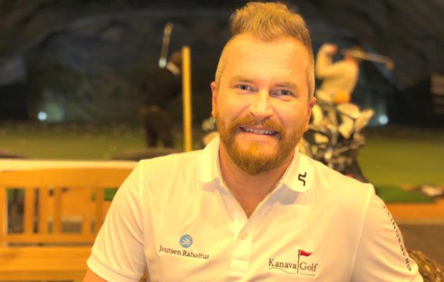 Timo Pessin elämä muuttui kertaheitolla liikenneonnettomuudessa. Monet tärkeät asiat jäivät taakse, jota golf tätä nykyä paikkaa hänen arjessaan.