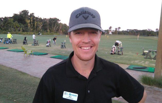 Joachim Altosen työmaana on USA:n parhaiden harjoituskeskusten joukkoon arvostettu John Prince Golf Learning Center.